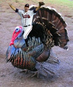 jeff-francoeur-riding-a-turkey