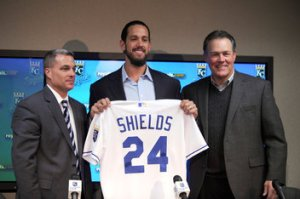 MLB: Kansas City Royals-Press Conference