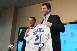 Jeff Francoeur press conference