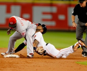 Cincinnati Reds v Houston Astros