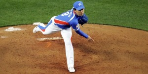 BASEBALL: World Baseball Classic-Korea vs Venezuela