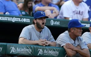 Mike Moustakas,  George Brett