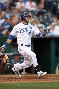 MLB: JUN 21 Diamondbacks at Royals