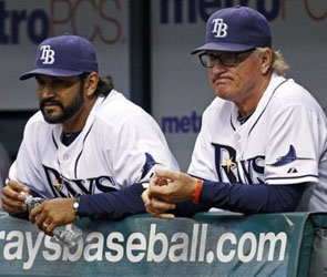 Dave Martinez, Joe Maddon