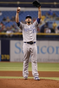 MLB: Kansas City Royals at Tampa Bay Rays