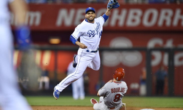 MLB: St. Louis Cardinals at Kansas City Royals