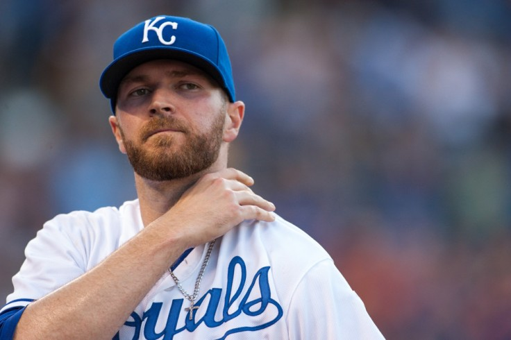 MLB: JUL 22 Orioles at Royals
