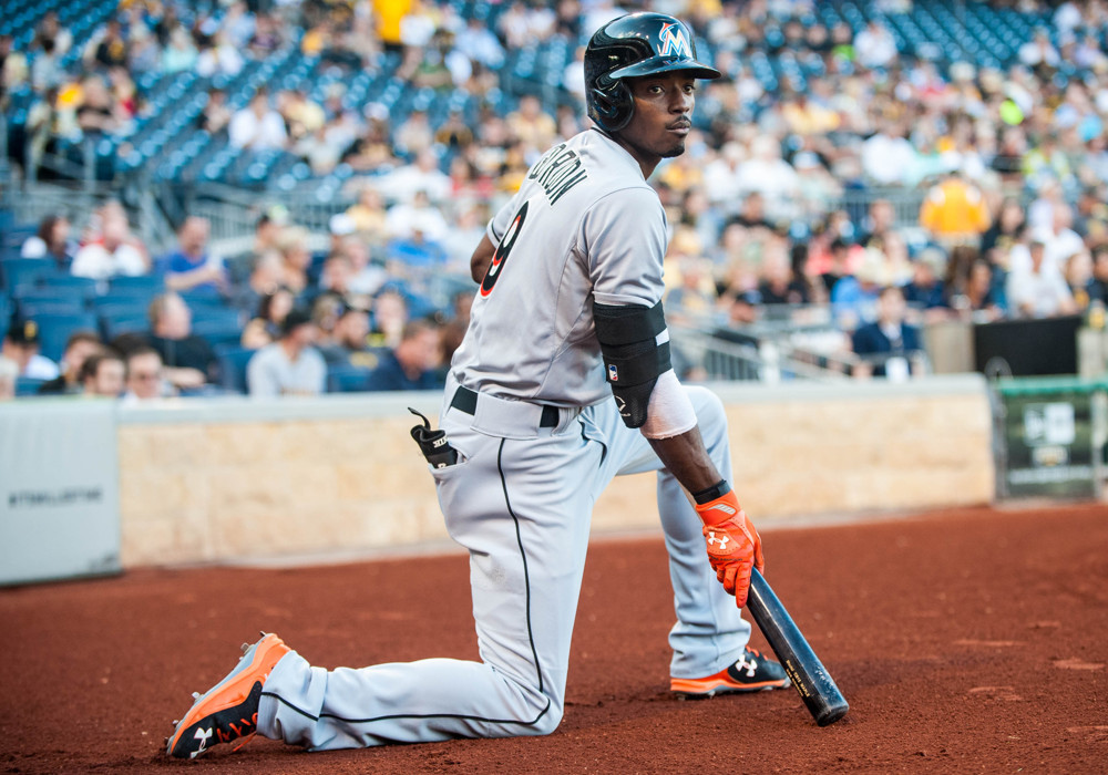 MLB: MAY 26 Marlins at Pirates