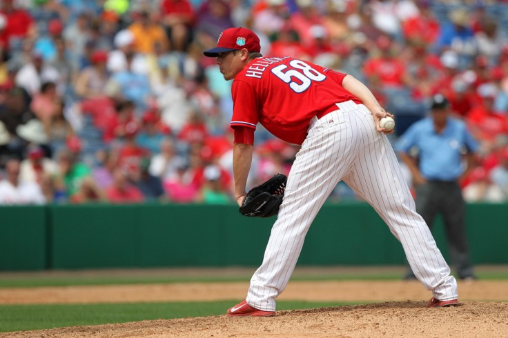 MLB: MAR 20 Spring Training - Astros at Phillies
