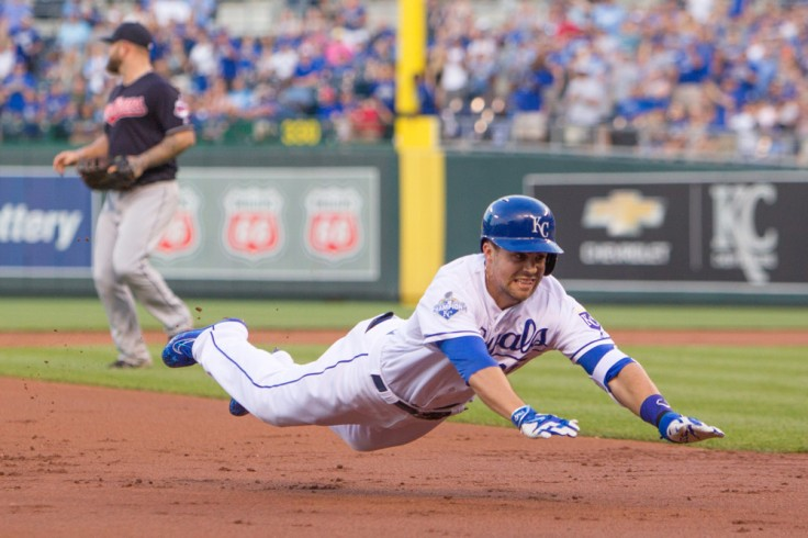 MLB: JUN 13 Indians at Royals