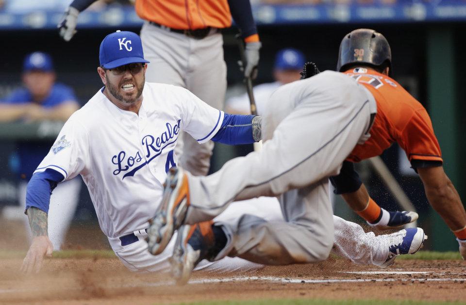Astros Royals Baseball