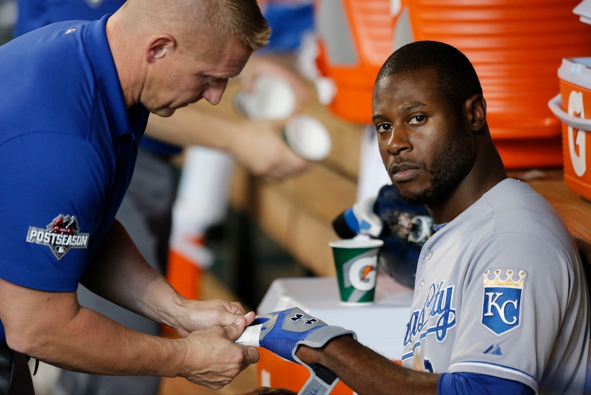 MLB: ALDS-Kansas City Royals at Houston Astros