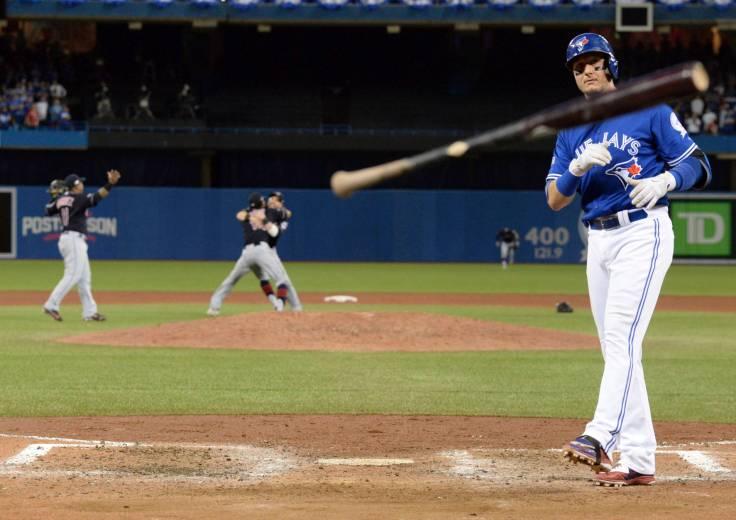 APTOPIX ALCS Indians Blue Jays Baseball