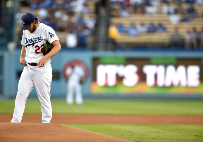 MLB: SEP 19 Pirates at Dodgers