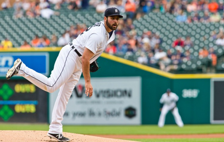 MLB: MAY 21 Rays at Tigers