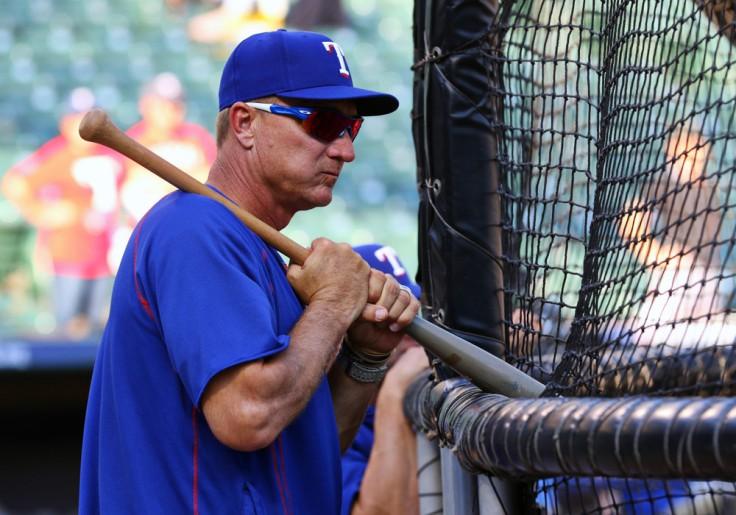 MLB: OCT 11 ALDS - Game 3 - Blue Jays at Rangers