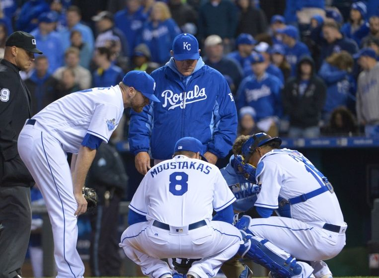 MLB: Minnesota Twins at Kansas City Royals
