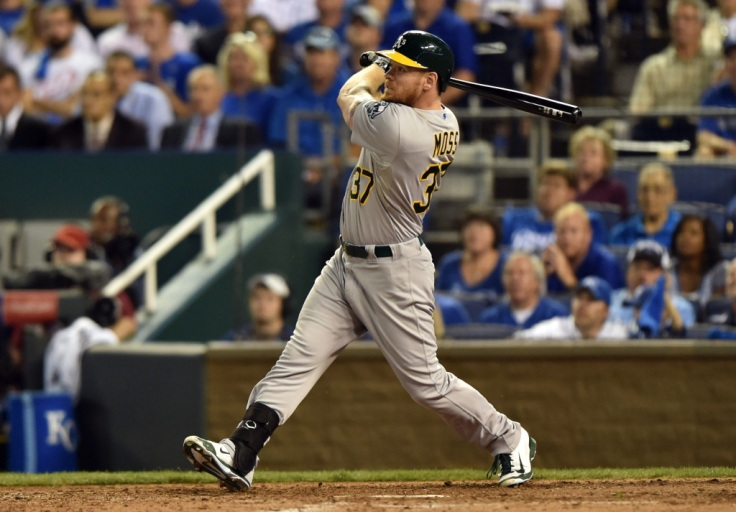 MLB: AL Wild Card-Oakland Athletics at Kansas City Royals