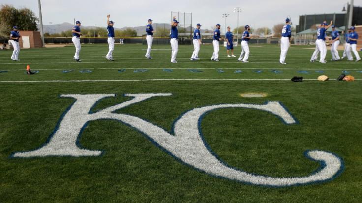 Royals Spring Baseball