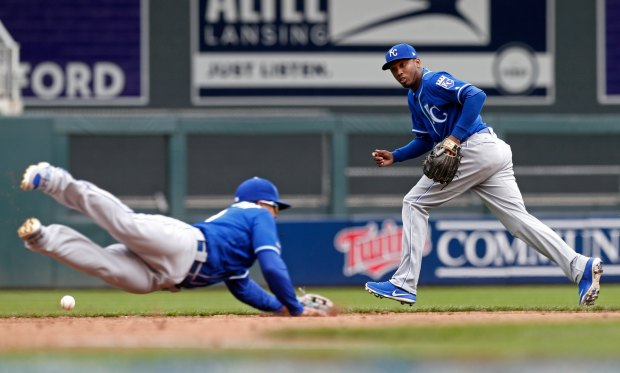 Alcides Escobar, Cheslor Cuthbert