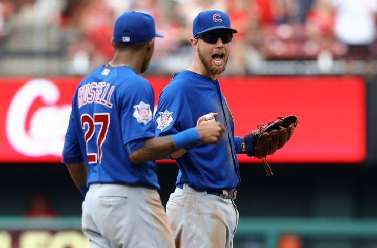 MLB: Chicago Cubs at St. Louis Cardinals