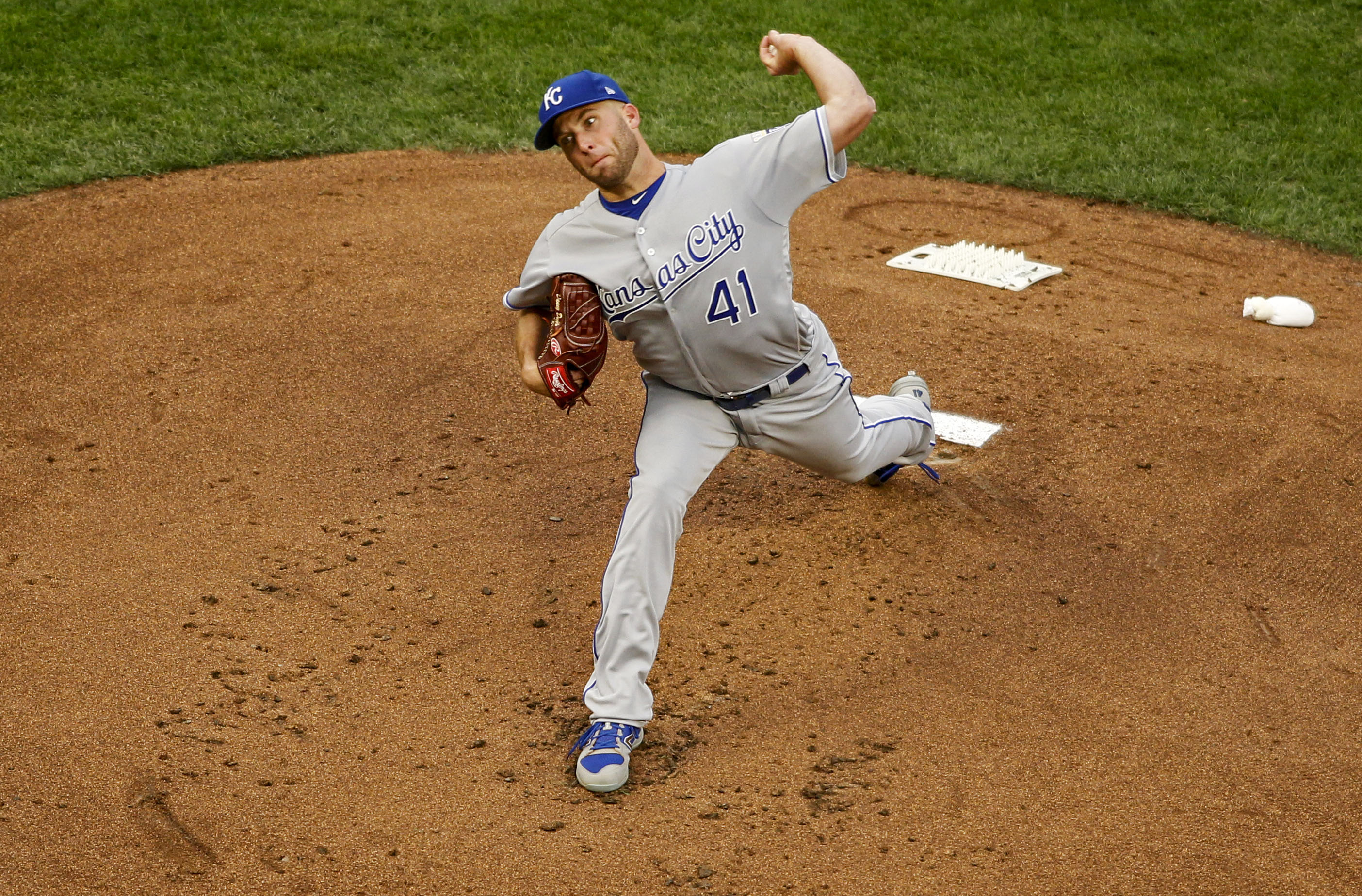 MLB: Kansas City Royals at Minnesota Twins