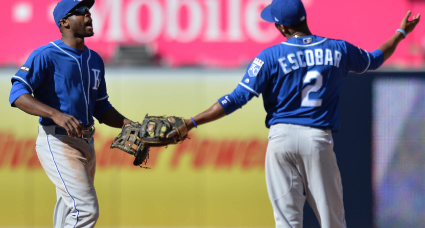 MLB: Kansas City Royals at San Diego Padres