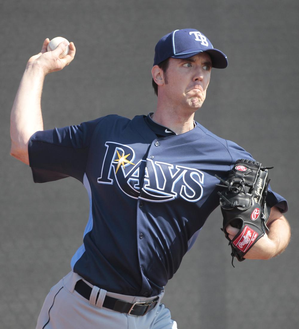 Rays Spring Baseball