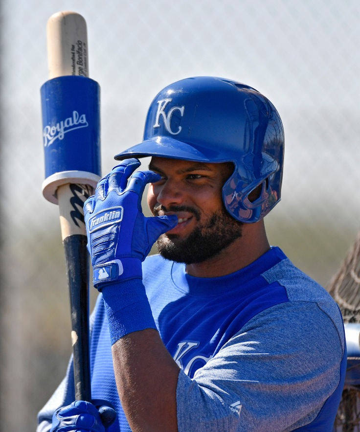 Royals outfielder Jorge Bonifacio suspended 80 games for steroid use
