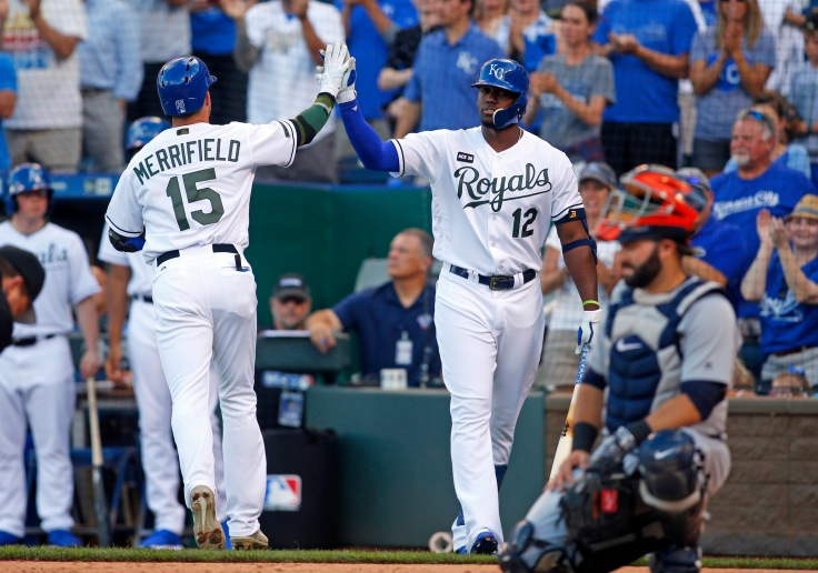 MLB: Detroit Tigers at Kansas City Royals